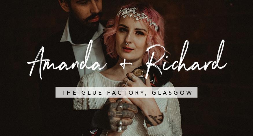 Amanda + Richard