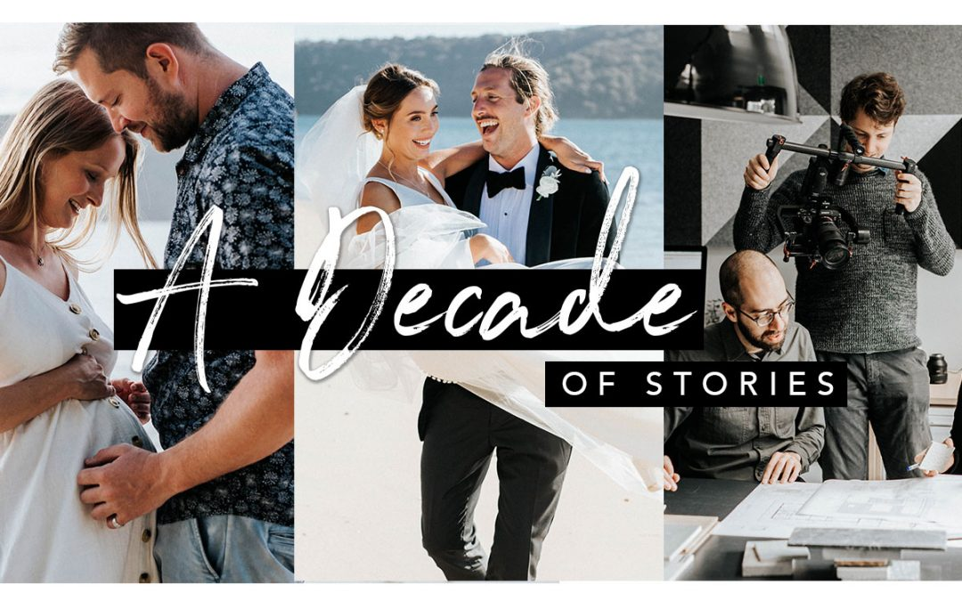 A Decade of Stories